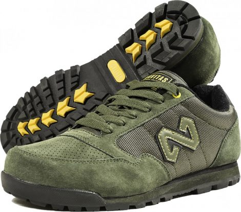 Navitas Trainers Green Cipő