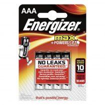 Energizer MAX + POWERSEAL AAA Elem Maxipack