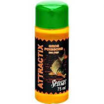 Sensas Attractix Gros Poissons / Carp 75ml
