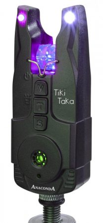 Anaconda Tiki Taka Range Elektromos Kapásjelző Purple/Lila