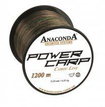 Anaconda Power Carp Camou Line Zsinór 1200m