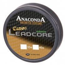 Anaconda Camou Leadcore Green 10m