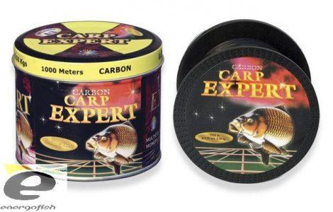 Carp Expert Carbon Fémdobozos Zsinór 1000m