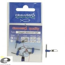 Cralusso Waggler Kapocs Light