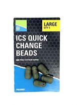 Preston ICS Quick Change Beads Large Gyorskapocs 5db/csomag