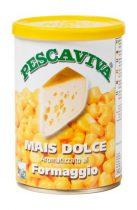 Pescaviva Csemege Kukorica Formaggio 285gr