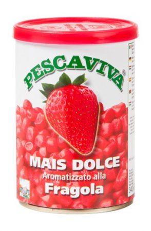 Pescaviva Csemege Kukorica Fragola 285gr