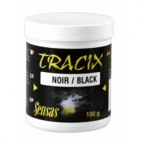 Sensas Tracix Noir/Black/Fekete Por Szinezék 100gr