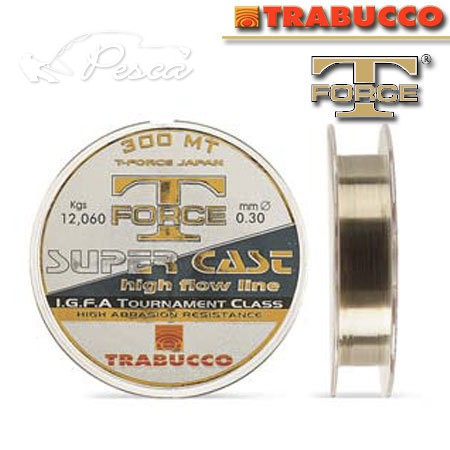 Trabucco T-Force Super Cast Zsinór 300m