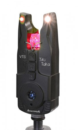 Anaconda Tiki Taka V.T.S Elektromos Kapásjelző Red/Piros