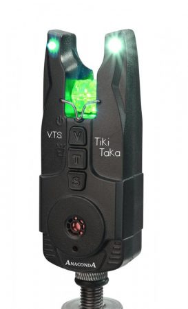 Anaconda Tiki Taka V.T.S Elektromos Kapásjelző Green/Zöld