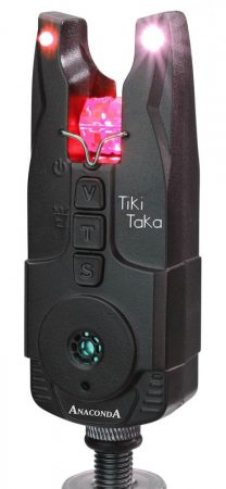 Anaconda Tiki Taka Range Elektromos Kapásjelző Red/Piros