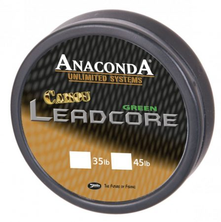 Anaconda Camou Leadcore Brown 10m