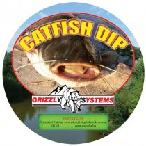 Grizzly System Catfish Harcsa Dip 100ml