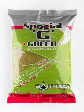 Bait-Tech Special G-Green Etetőanyag 1kg