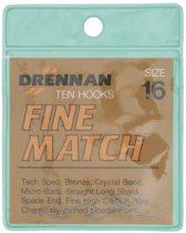 Drennan Fine Match