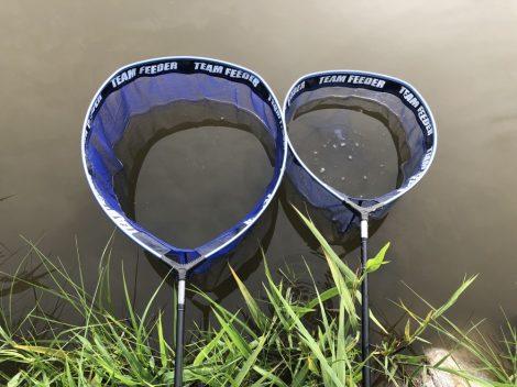 Team Feeder Blue Method Carp Merítőfej 50×40cm