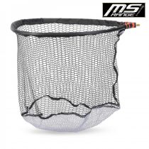 MS Range Square Net Black Merítőfej 50x45cm