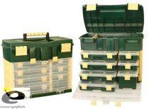 Fishing Box K2 Horgász Láda TIP:1075
