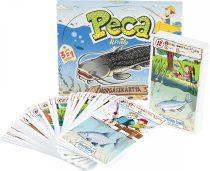 Pecakirály 3 az 1-ben Kártyajáték