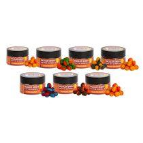 Benzar Mix Bicolor Smoke Wafter Dumbells 10×8mm