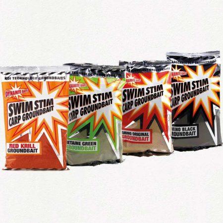 Dynamite Baits Swim Stim Carp Groundbait Etetőanyag 900gr