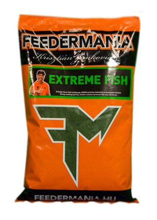 Feedermania Extreme Fish Etetőanyag 800gr