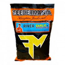 Feedermania River Garlic & N-Butyric Acid Etetőanyag 2,5 kg