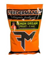 Feedermania Pellet Lemon Dream 800gr