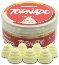 Haldorádó TORNADO Pop Up XL 15 mm - Fokhagyma & Mandula 30gr