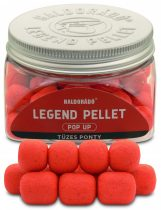 Haldorádó LEGEND PELLET Pop Up 12, 16 mm - Tüzes Ponty 50gr
