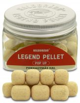 Haldorádó LEGEND PELLET Pop Up 12, 16 mm - Fokhagymás Hal 50gr
