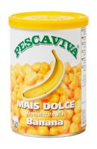 Pescaviva Csemege Kukorica Banana 285gr
