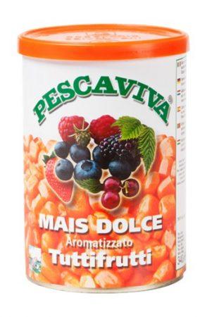 Pescaviva Csemege Kukorica Tutti Frutti 285gr