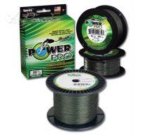 Power Pro Moss Green Fonott Zsinór 275m 0,23mm