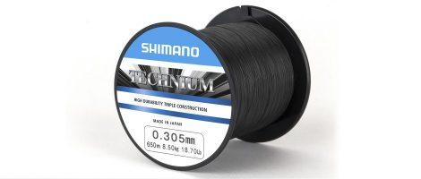 Shimano Technium Zsinór 790m 0,355mm