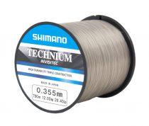 Shimano Technium Invisitec Zsinór 2990m 0,185mm