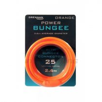 Drennan Power Bungee Hollow Csőgumi 3,60mm 2,60m